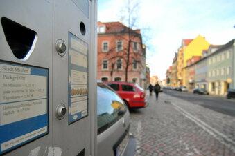 Die Stadt verzichtet auf Parkgebühren