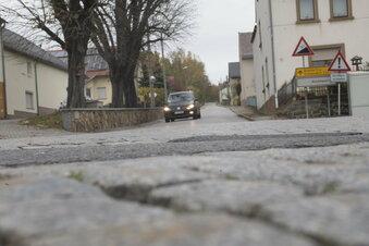 Häslich: Läden trotz Straßenbau geöffnet