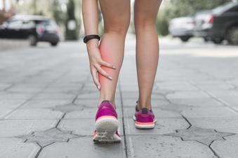Schmerzen beim Sport: Training sollte nicht weh tun