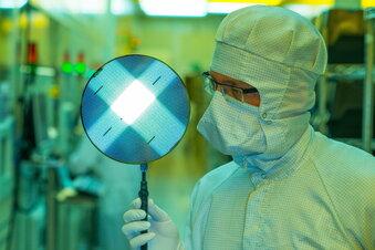 Auftragsrekord für Chipfabriken von X-Fab