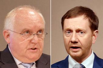 Kretschmer: Löbauer OB beinahe gestorben