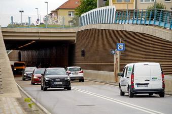 Warum an Bautzens Tunnel schon wieder gebaut wurde