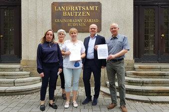 Paulistraße: 963 Unterschriften für die Linden