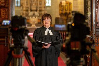 Pirnas Kirche sendet TV-Ostergruß