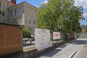 Stadträte stimmen für Mauerbau in Riesa