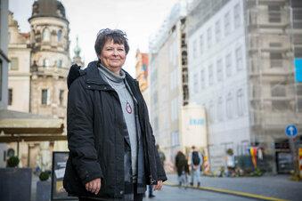 Dresden: Neumarktquartier Schlosseck wächst