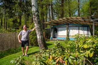 Ärger im Camper-Paradies am Waldteich
