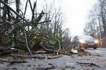 Sachsen von Sturm und Hagel besonders oft betroffen