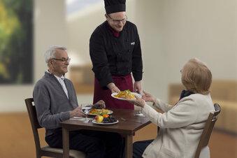 Senioren-Menüs als Corona-Trost
