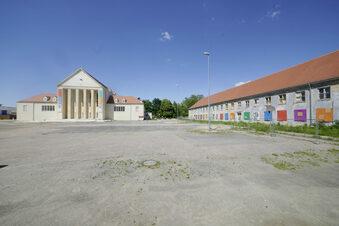 Neues Leben für Ruine am Hellerauer Festspielhaus