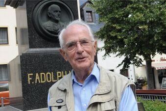Glashütte nimmt Abschied von Walter Lange