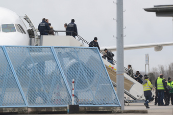 Deutschland muss Flüchtling zurückholen