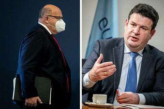 Altmaier und Heil streiten übers Homeoffice