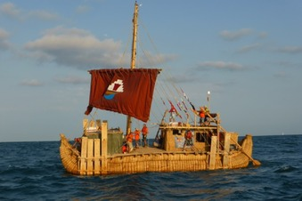 Jetzt gibt es fürs Abora-Schilfboot kein Zurück mehr