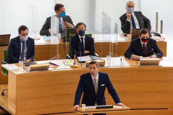 Impulsprogramm für Wirtschaft in Sachsen geplant