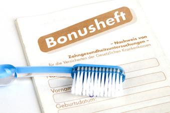 Zahnersatz: Lücke im Bonusheft?