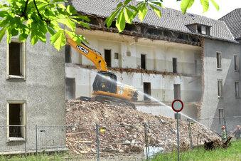Die nächsten zwei Abrisse in Zittau