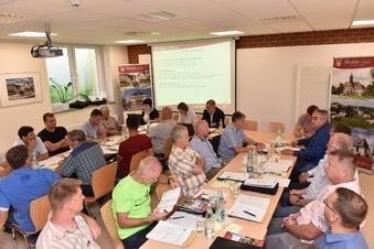 Glashütte: Dreßlers letzte Ratssitzung