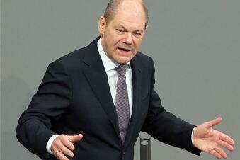 Scholz: SPD hält an Hartz IV fest