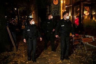 Fetischparty in Berlin aufgelöst