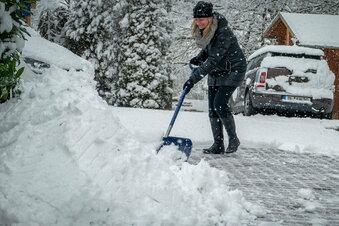Schnee: Winterspaß in der Region Döbeln