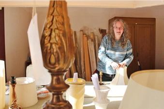 Kamenz: Lampendoktorin repariert wieder