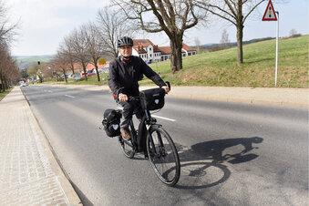 Mehr Radverkehr in Dippoldiswalde