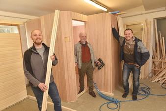 Neue Eigentümer für die Sauna-Manufaktur
