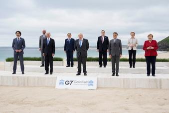 G7-Staaten horten Impfstoffe - mit Folgen