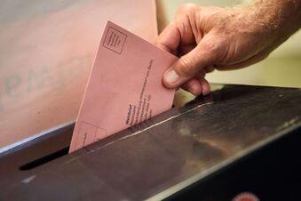 CDU liegt bei Briefwählern vorn