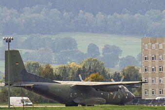 Was übt die Bundeswehr in Bautzen?