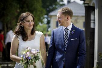 Ministerpräsident Kretschmer hat heimlich geheiratet
