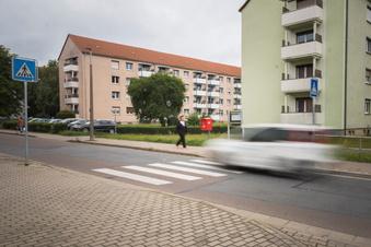 Stadt will Zebrastreifen verschieben