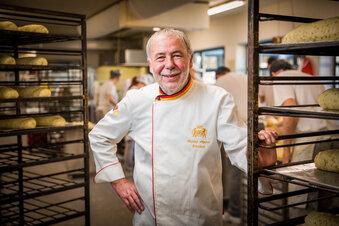 Dresdens liebste Bäcker: Eierschecke aus Familienhand