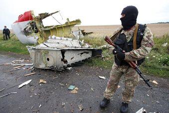 MH17 von russischer Rakete getroffen