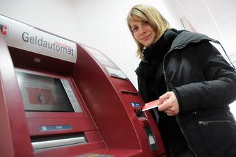 Kein Bargeld am Sparkassen-Automat in Leisnig und Ostrau