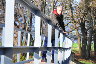 Wieder Ärger mit der beliebten Brücke