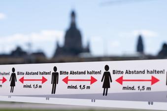 Dresden: Inzidenz weiter über kritischem Wert