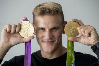 Dieser Dresdner will sein drittes Olympia-Gold holen