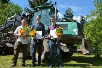 Sächsische Schweiz hat besten Forstwirt