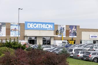 Eröffnungstermin für Decathlon steht