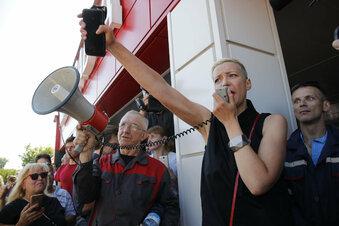 Belarus: Opposition gründet neue Partei
