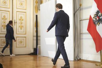 Kurz tritt als Kanzler Österreichs ab