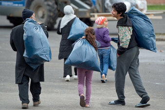 So viele Flüchtlinge leben in Dresdner Heimen