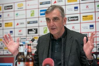 Was Ralf Minge über seine Auszeit nach Dynamo sagt