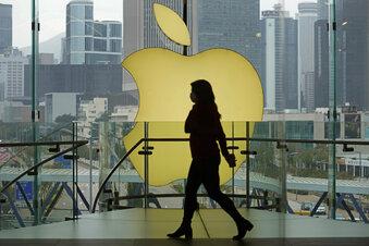Apple ist jetzt zwei Billionen Dollar wert