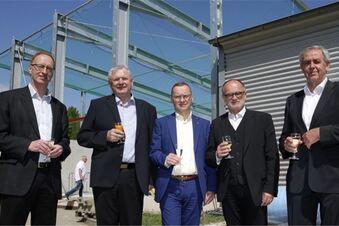 Energiewende in Kamenz eingeleitet