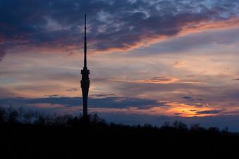 Kein Dresdner Geld für den Fernsehturm?
