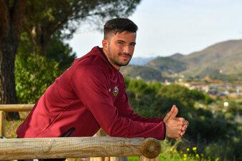 Dynamos Italiener hat keine Angst vor Corona