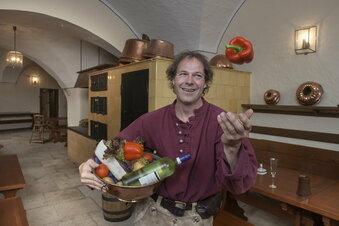 Wer wird Weesensteins neuer Schlosskoch?